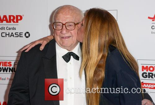Ed Asner and Liza Asner 7