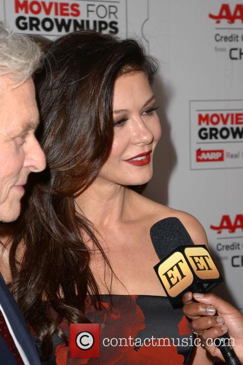 Michael Douglas and Catherine Zeta-jones 6