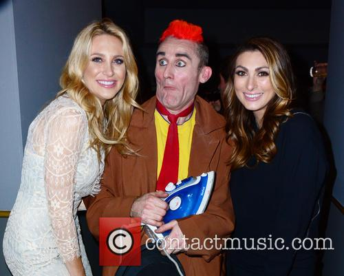 Guest, Clown (cast) and Luisa Zissman 2