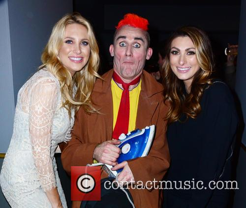 Guest, Clown (cast) and Luisa Zissman 3