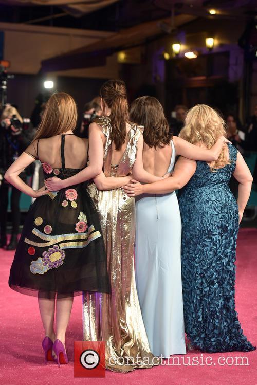 Dakota Johnson, Rebel Wilson, Alison Brie and Leslie Mann 11