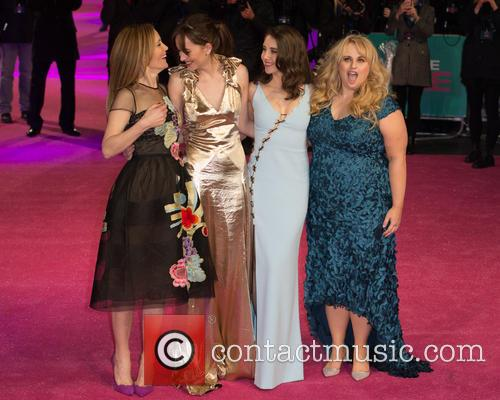 Leslie Mann, Dakota Johnson, Alison Brie and Rebel Wilson 2