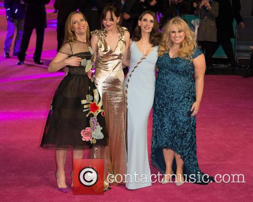 Leslie Mann, Dakota Johnson, Alison Brie and Rebel Wilson 3