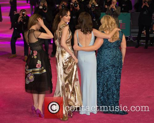 Leslie Mann, Dakota Johnson, Alison Brie and Rebel Wilson 4
