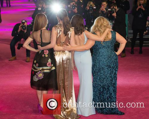 Leslie Mann, Dakota Johnson, Alison Brie and Rebel Wilson 5