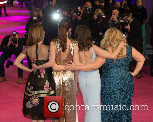 Leslie Mann, Dakota Johnson, Alison Brie and Rebel Wilson 6