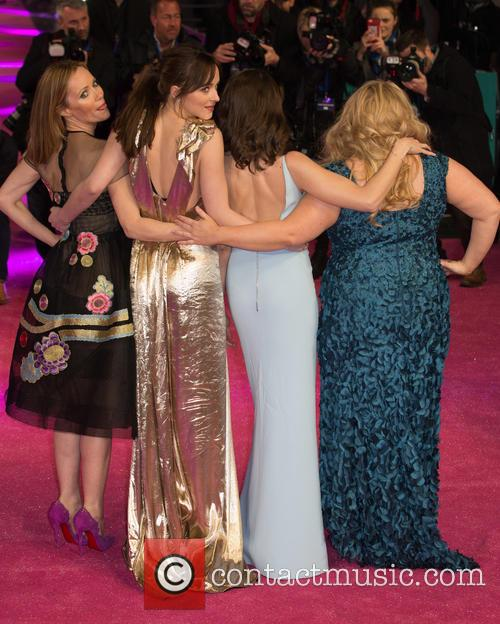Leslie Mann, Dakota Johnson, Alison Brie and Rebel Wilson 7
