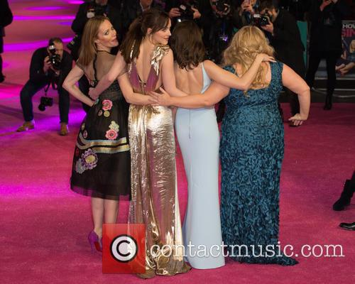 Leslie Mann, Dakota Johnson, Alison Brie and Rebel Wilson 8