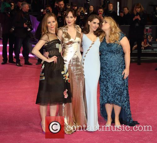 Leslie Mann, Dakota Johnson, Alison Brie and Rebel Wilson 2