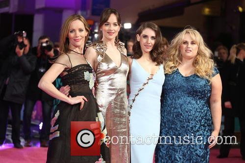 Leslie Mann, Dakota Johnson, Alison Brie and Rebel Wilson 4