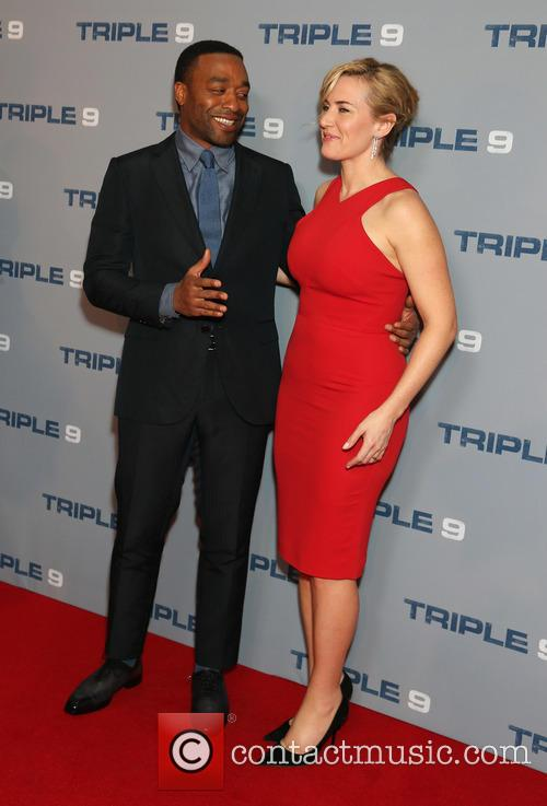 Chiwetel Ejiofor and Kate Winslet 2