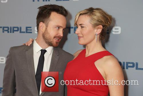 Aaron Paul and Kate Winslet 7