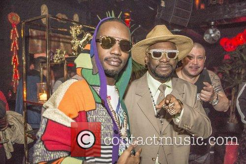 Bishop Don Magic Juan and Juicy J
