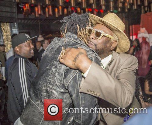 Wiz Khalifa and Bishop Don Magic Juan 1