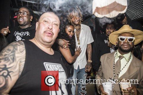 Bishop Don Magic Juan and Wiz Khalifa 6