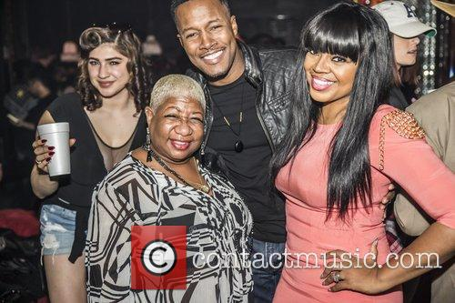 Shanice, Flex and Luenell 2