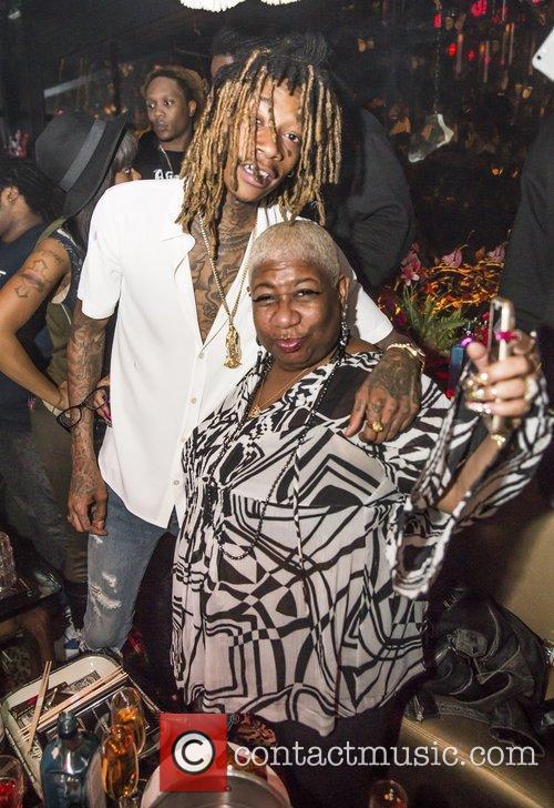 Luenell and Wiz Khalifa 5
