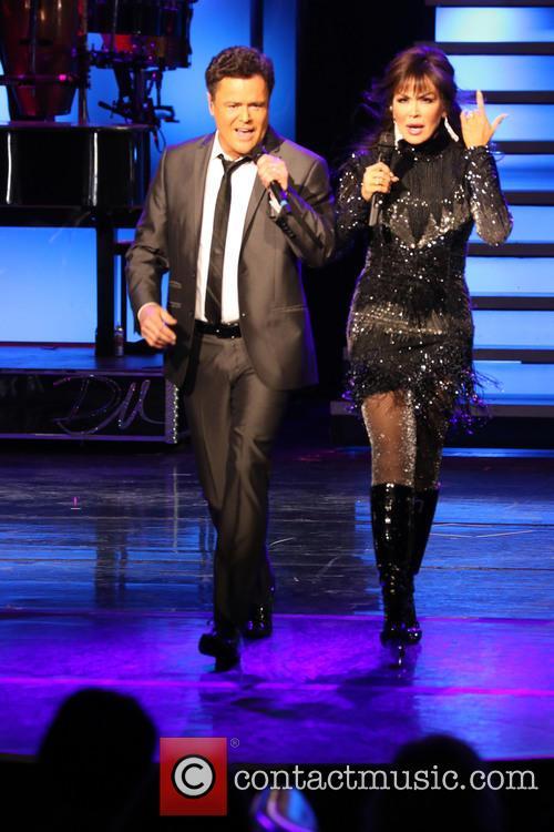 Donny Osmond and Marie Osmond 4