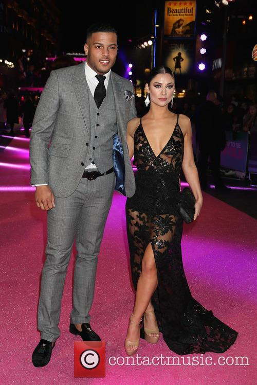 Luis Morrison and Cally Jane Beech 1