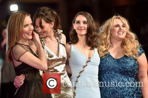 Dakota Johnson, Rebel Wilson, Alison Brie and Leslie Mann 4