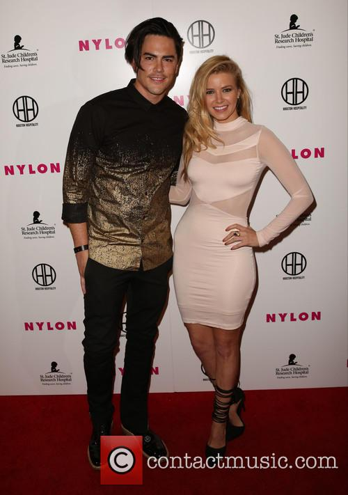 Tom Sandoval and Ariana Madix 1
