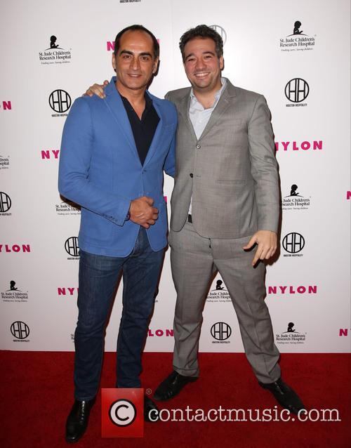Navid Neghaban and Alex Shekarchian 3