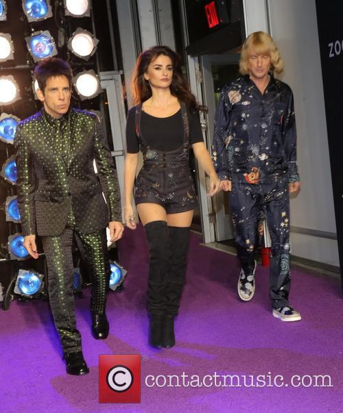 Owen Wilson, Penelope Cruz and Ben Stiller 6