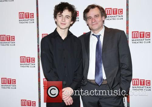 Timothée Chalamet and Robert Sean Leonard 8