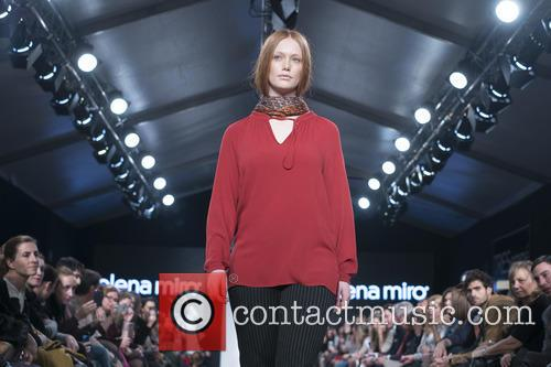 Madrid Fashion Week Spring, Summer, Elena Miro and Catwalk 3