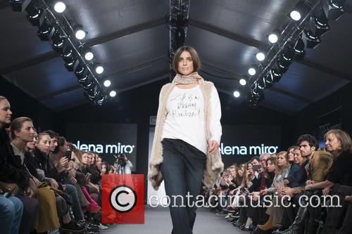 Madrid Fashion Week Spring, Summer, Elena Miro and Catwalk 4