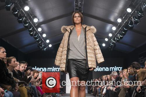 Madrid Fashion Week Spring, Summer, Elena Miro and Catwalk 7
