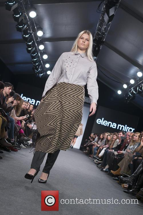 Madrid Fashion Week Spring, Summer, Elena Miro and Catwalk 9