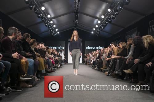 Madrid Fashion Week Spring, Summer, Elena Miro and Catwalk 11