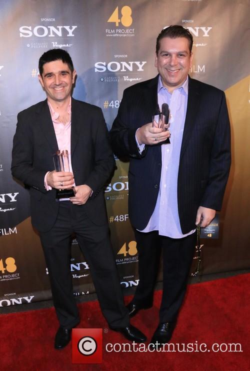 Chris Siamentis and Francesco Vitali 3