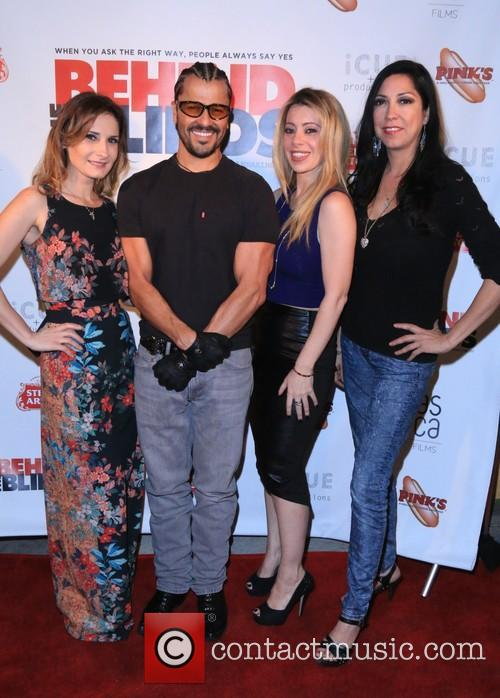 Les Brandt, Hermineh Victoryan and Renee Garcia 1
