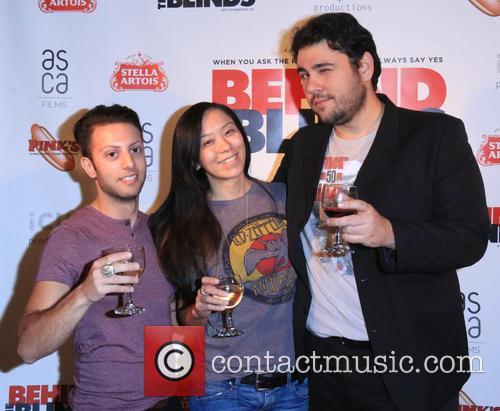 Darren Passarello, Yuka Kobayashi and Adrian Morales Ramos 2