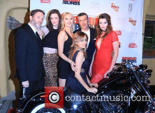 Oded Kassirer, Michaela Myers, Jackie Moore, Carolina Correa, Igor Komar and Brigitte Bertrand 1