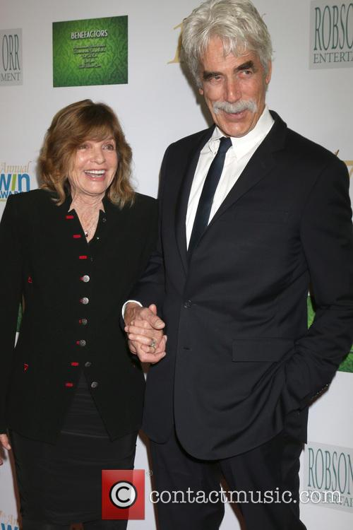 Katharine Ross and Sam Elliott 5