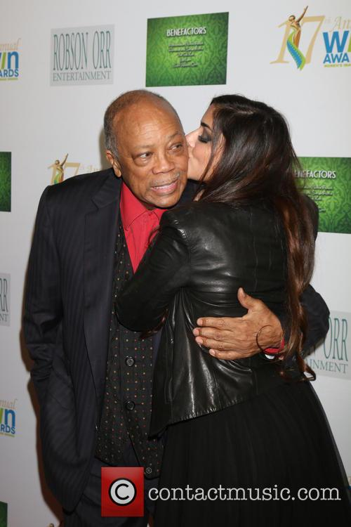 Quincy Jones and Xriss Jor 5