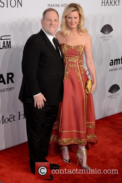 Harvey Weinstein and Sandra Lee 1