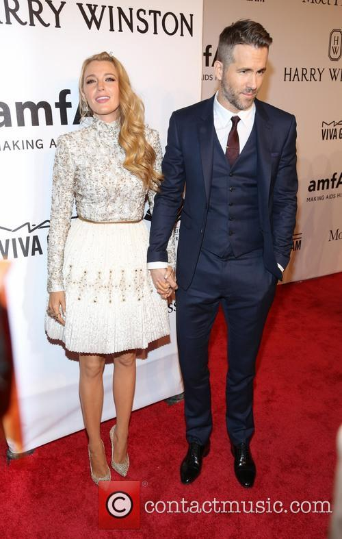 Blake Lively and Ryan Reynolds 1
