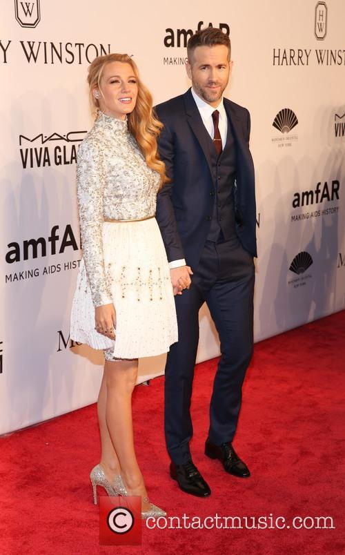 Blake Lively and Ryan Reynolds 6