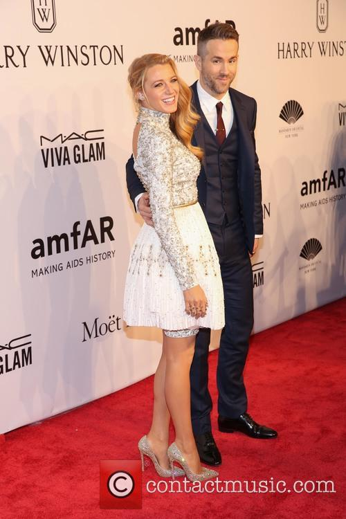 Blake Lively and Ryan Reynolds 7