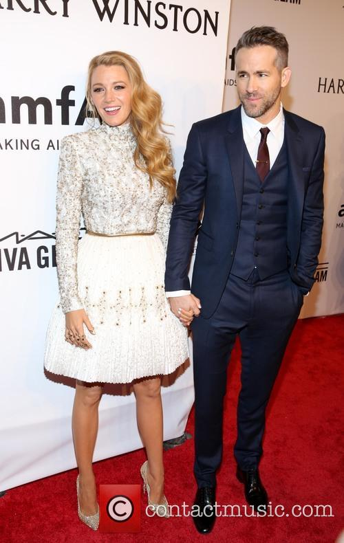 Blake Lively and Ryan Reynolds 11