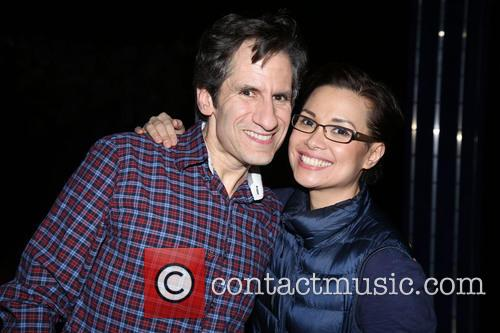 Seth Rudetsky and Lea Salonga