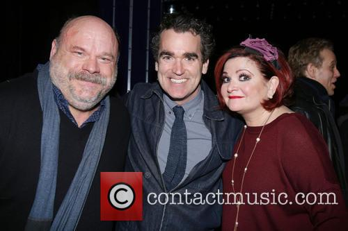 Kevin Chamberlin, Brian D'arcy James and Faith Prince 1