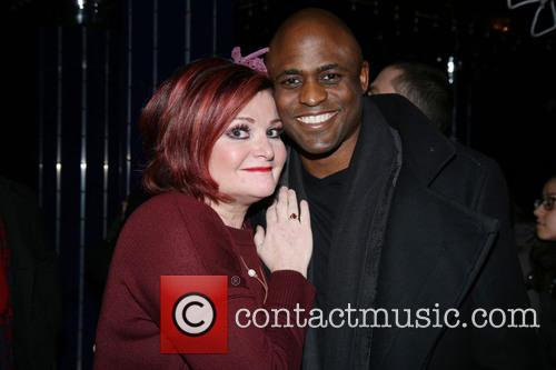 Faith Prince and Wayne Brady 1