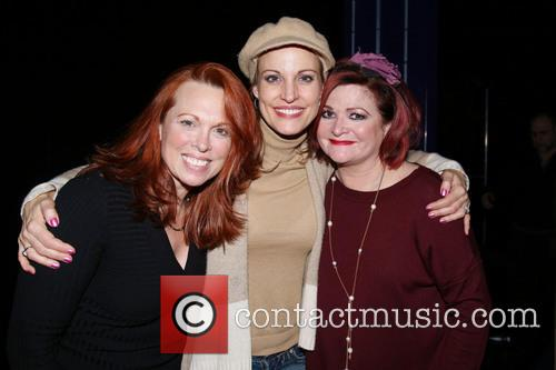 Carolee Carmello, Rachel York and Faith Prince