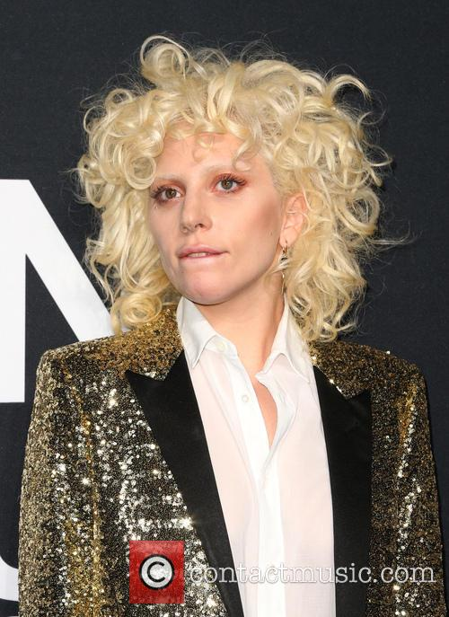 Lady Gaga Gets Inked With David Bowie Tribute Ahead Of Grammys Performance