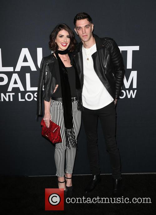 Shenae Grimes and Josh Beech 1